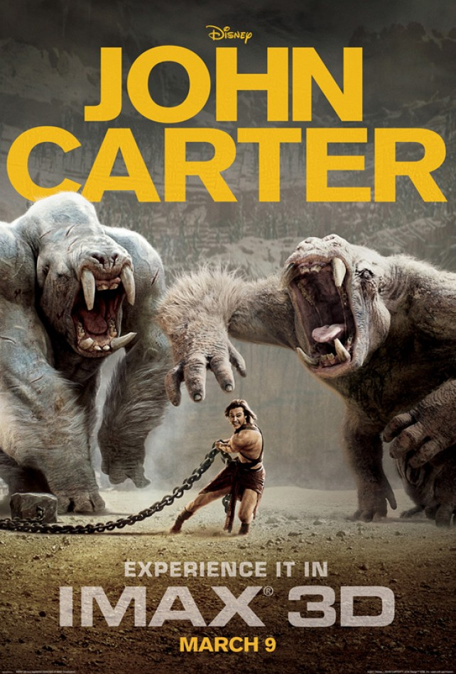 image for project John Carter